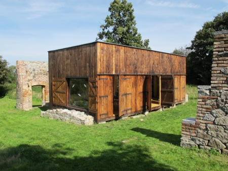 Recycling Haus: Beispiel für nachhaltige Architektur
