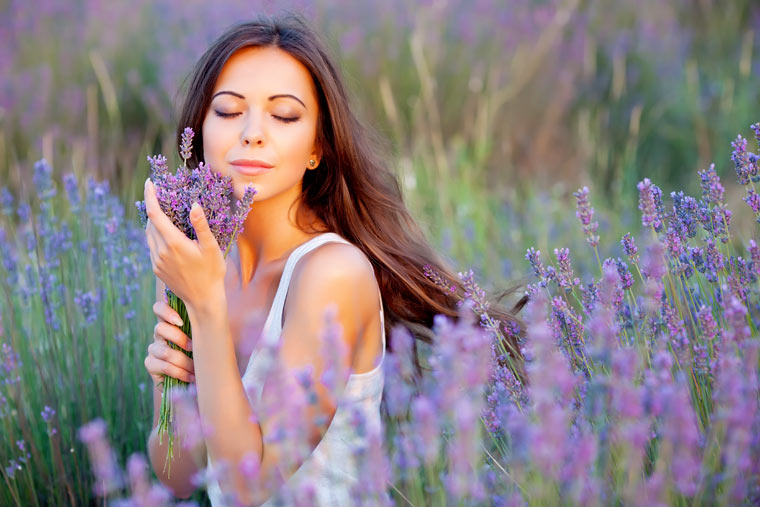 Lavendel Duft