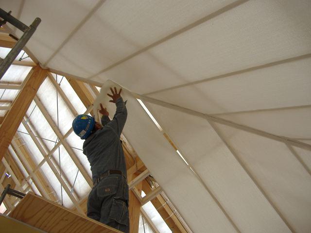 Lichthaus: Umweltfreundlich und nachhaltig bauen mit Recycling-Materialien