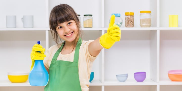 Reinigungsmittel ohne Chemie: Bio-Putzmittel einfach selber machen