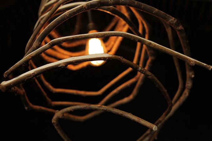 fertige Lampe