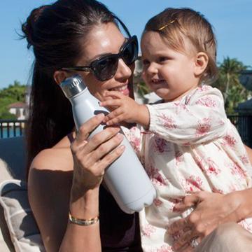 Die gesunde Alternative zur Plastikflasche