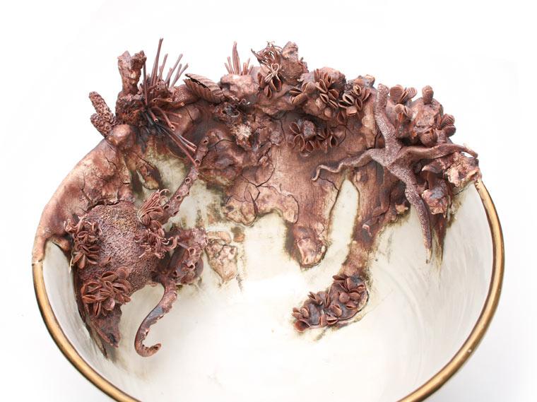 Bottom Feeders - Die Welt des Ozeans auf Porzellan