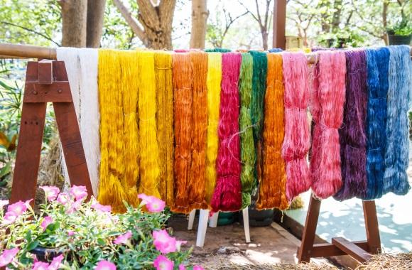 Natürlich und edel: Wohlfühl-Wäsche aus Wildseide