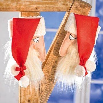 Bastelidee: Nikolaus kann kommen und uns reich beschenken