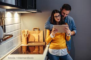 Küche der Zukunft – Digital, Smart, Nachhaltig