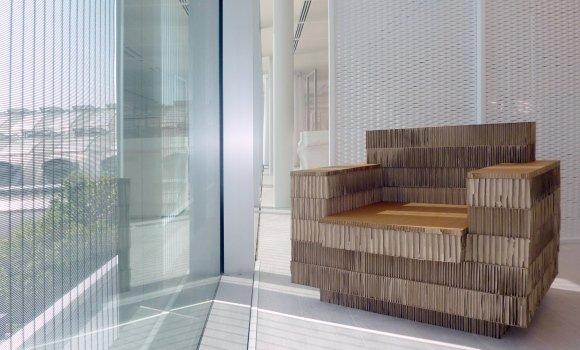 Design trifft Recycling: Lässige Sitzmöbel für Individualisten
