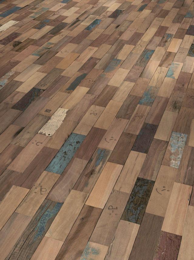 Holz, Dielen oder Parkett: Nachhaltiger Möbel-Trend für den Fußboden