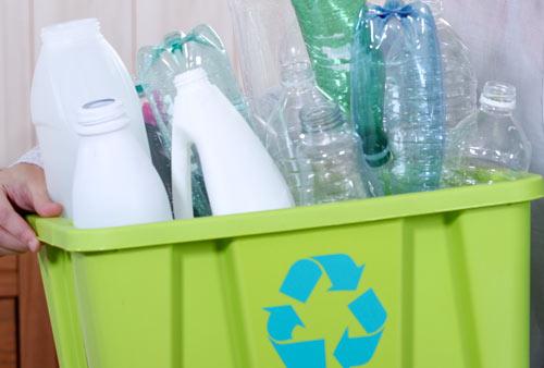 Plastik Recycling