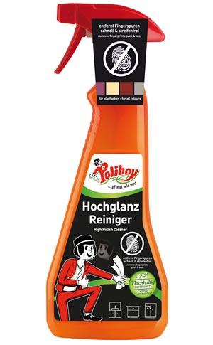 Poliboy Hochglanz Reiniger