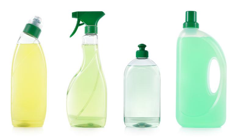 Recyclat Plastik Flaschen