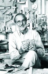 Der Createur des autarken Mini-Hauses ist Renzo Piano