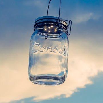 Ein Liter Sonnenlicht aus Südafrika