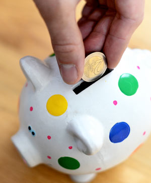 Gespartes Geld in die eigene Zukunft investieren