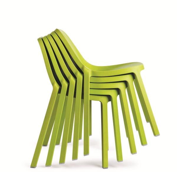 Umweltfreundliche Recycling-Möbel: Broom Chair, Philippe Starck.
