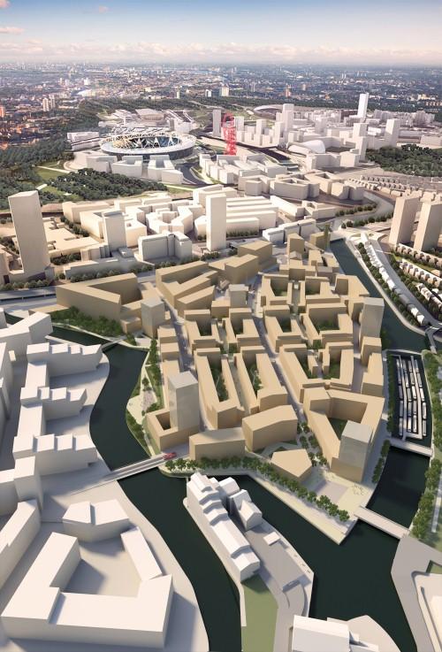 Nachhaltig bauen: Energieeffizientes leben und arbeiten in Londons schönstem Bauprojekt.