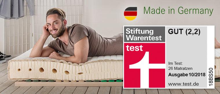 Supra-Comfort Matratze