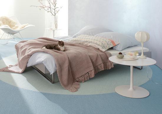 Gesund und erholt schlafen dank tretford-Teppichböden