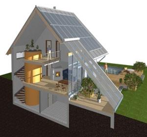 Nachhaltig Bauen nachhaltig bauen mit dem sonnenhaus