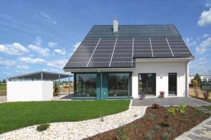 nachhaltig bauen mit dem sonnenhaus. Black Bedroom Furniture Sets. Home Design Ideas