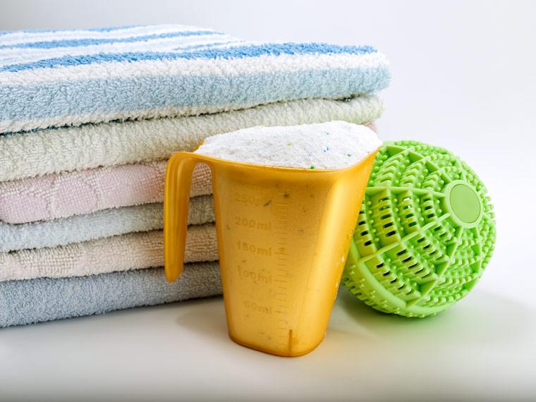 Der Waschball - eine der Waschalternativen