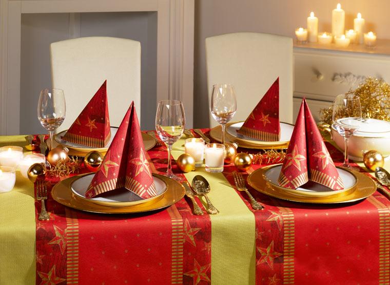 Tipps für nachhaltige Weihnachts-Tischdekoration