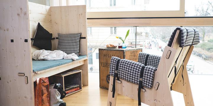 Was haben nachhaltige Möbel mit Kaffee zu tun?