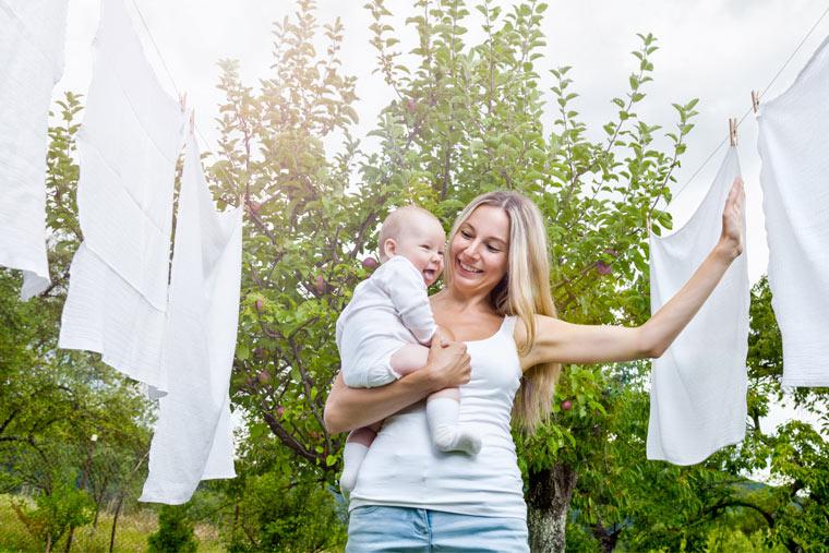 Wohlfühl-Wäsche für ein natürlich gutes Tragegefühl