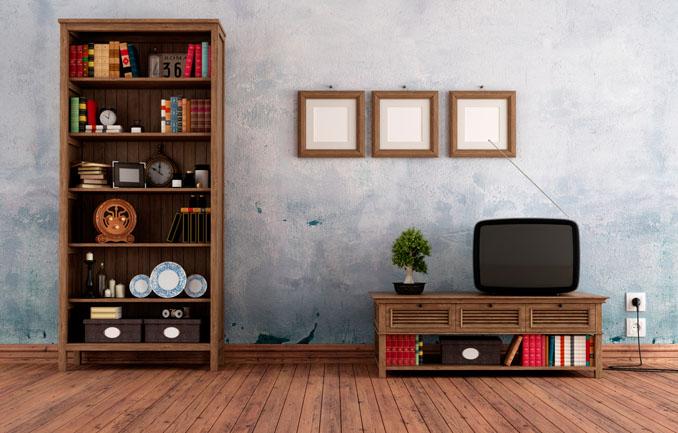 Aus Spanplatten dringt ein giftiges Gas in unsere Wohnzimmer © de santis paolo/ iStock/ Thinkstock