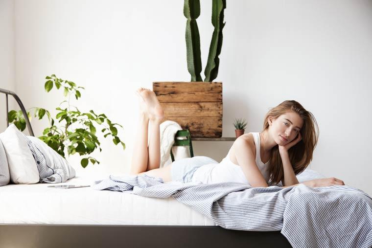 Schlafen: Diese 5 Pflanzen helfen ganz natürlich gegen Schlaflosigkeit