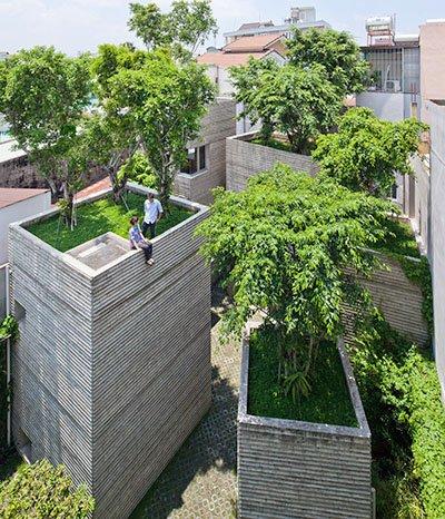 Prämiertes Baumhaus mitten in der Stadt