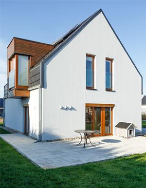 Energieeffizientes Haus