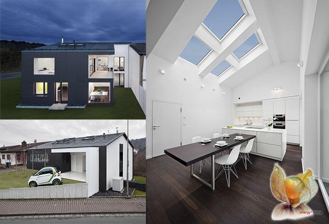 Das Energy + home der © TSB Ingenieursgesellschaft / LANG+Volkwein ist Sieger der Kategorie Wohngebäude und Sanierungsprojekt Foto: diephotodesigner.de