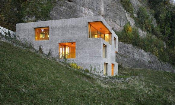 Nachhaltige Architektur: Harte Schale, weicher Kern