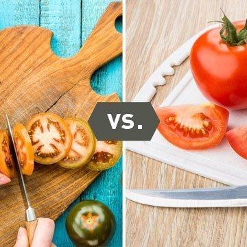 Hygiene-Vergleich: Holzbrett vs. Plastikbrett