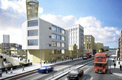 Nachhaltigkeit ist Trumpf bei schönstem Bauprojekt Londons