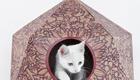 Nachhaltige Wohlfühlhöhle für Katzen