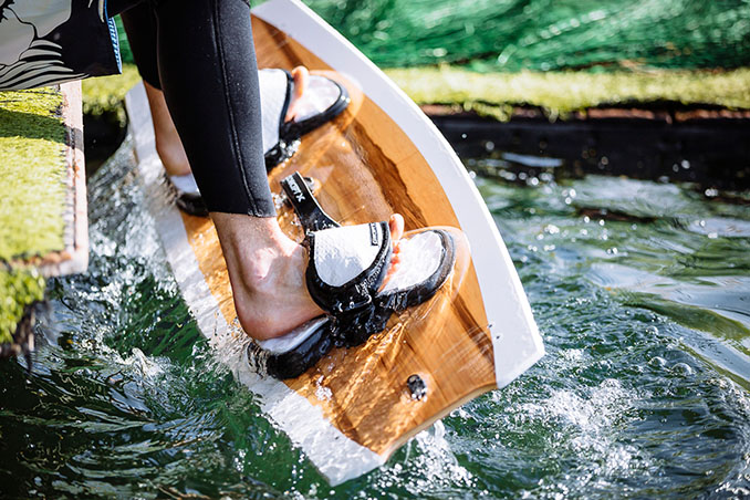 Perfekte Optik für das sportliche Kiteboard © IFN / IHK Köln