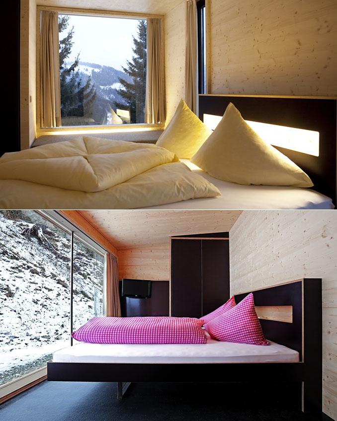 Diese Betten laden zum Schlafen und Entspannen ein