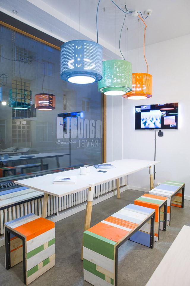upcycling Redesign-Projekte von Willem Heeffer Mandala Helsinki Moebel
