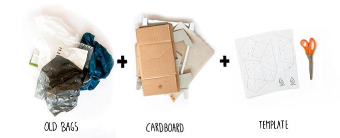 Memoblock - Eine tolle Idee gegen Zettelwirtschaft von ©Dave Hakkens