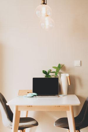 minimalistisch wohnen