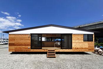 Mobile Smile - Das mobile Haus für den Notfall.