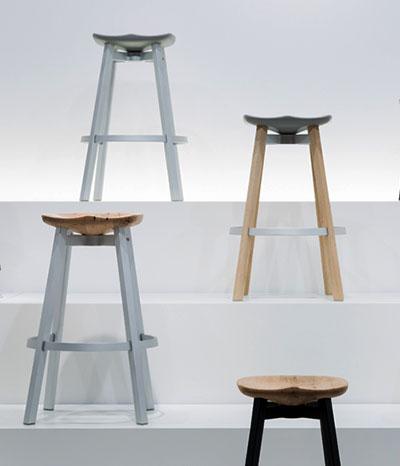 Klassischer Navy Chair neu aufgelegt