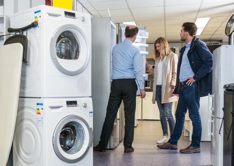 Zuschuss zum Kauf von neuen Haushaltsgeräten