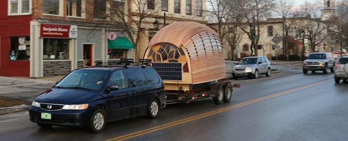 Vorerst in Nordamerika, aber bald auch auf europäischen Straßen © Green Mountain College