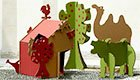 Kreatives Recycling: Italienisches Pappmöbel-Design