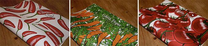 Chili, Karotte, Tomaten gehören neben Zwiebeln und Brokkoli zu den angebotenen Sorten © BEAF