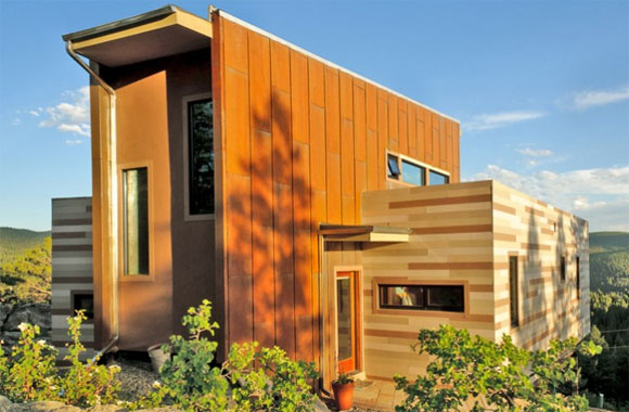 Living in a Box: Container als Haus-Grundlage