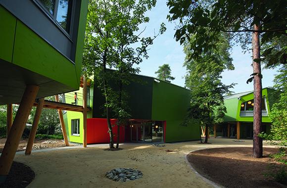 Die Preisträger des Green Building-Awards Frankfurt Rhein-Main 2013